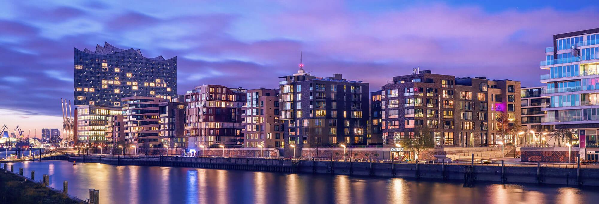Fachanwälte in der Hafenstadt Hamburg